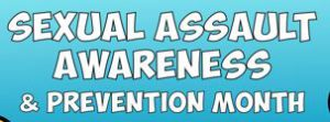 sexual assault and awareness month