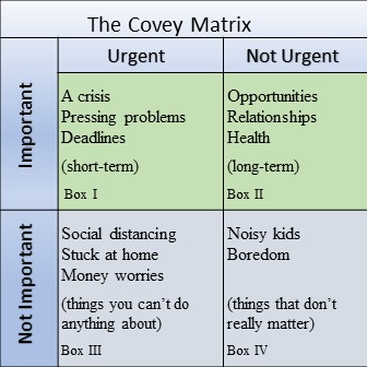 the covey matrix